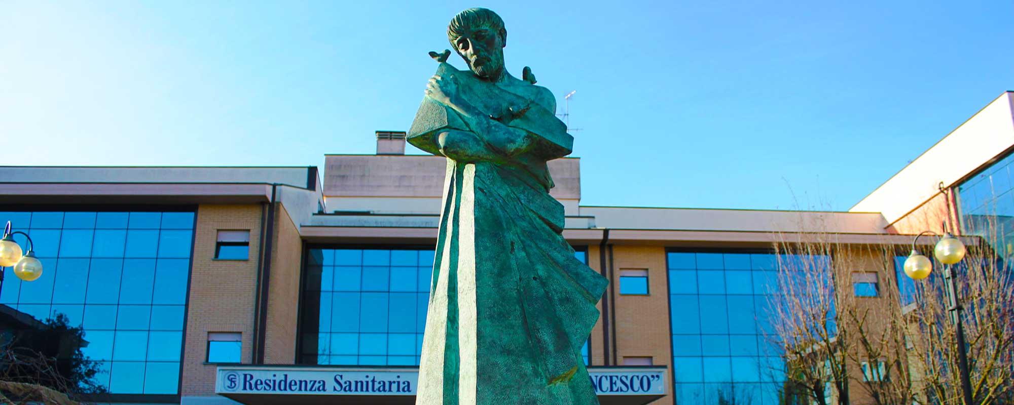 <h1> San  Francesco </h1> <h2> Società Cooperativa Sociale </h2>